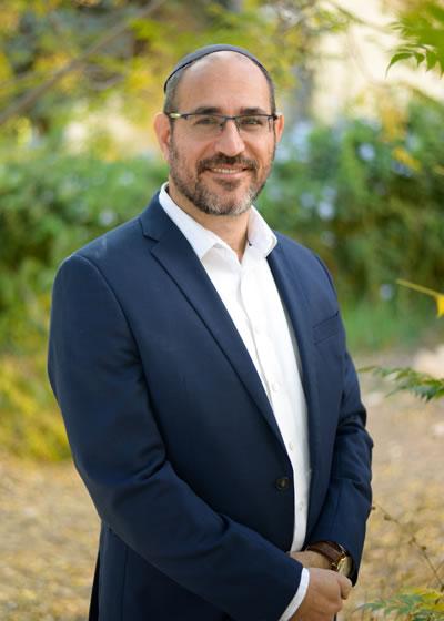 Rav Doron Podlashuk